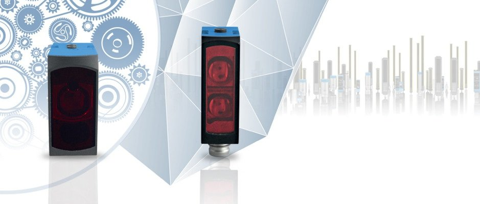 Contrinex photoelectric distance sensors