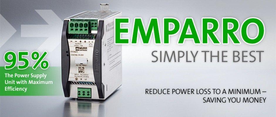 Read more about the article Murrelektronik Emparro® 3~ Premium Power