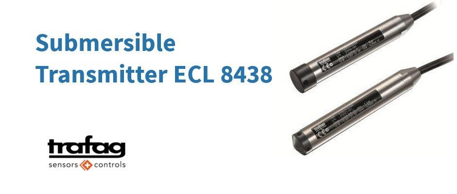 Submersible Transmitter ECL 8438