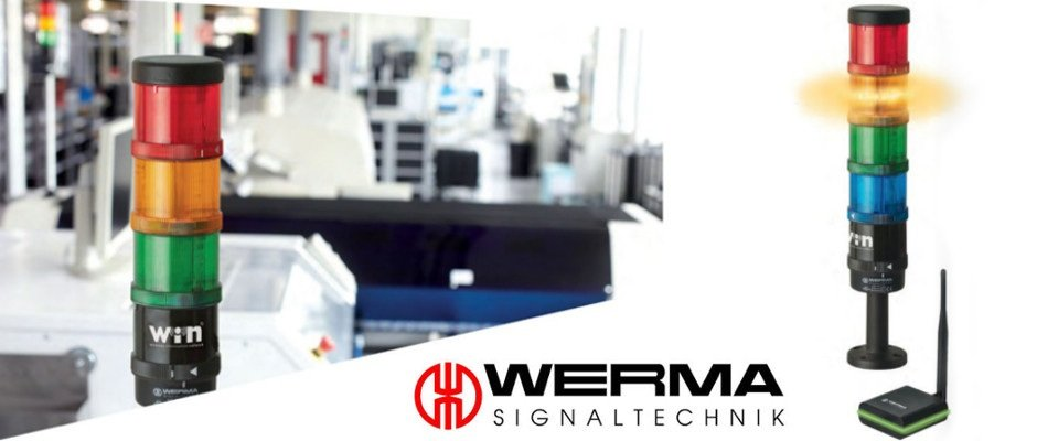 SmartMONITOR – Retrofit the machine monitoring and data collection system from Werma