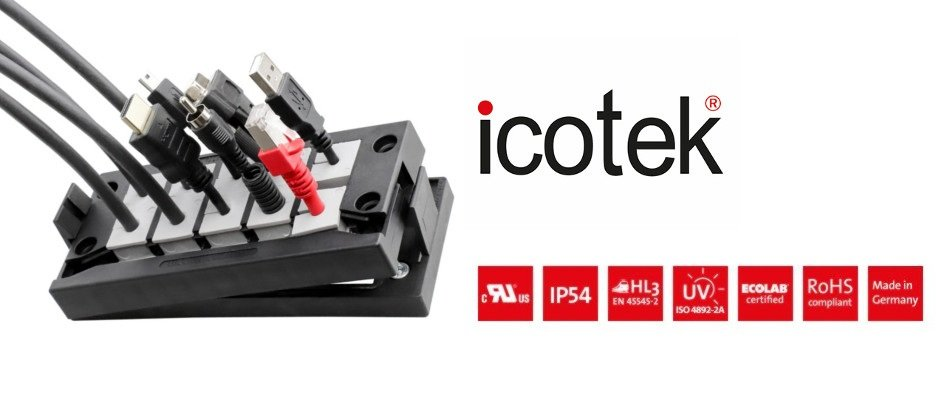 New Cable Entry System for Cables With Connectors – Tool-Free Assembled & Cost-Effective!