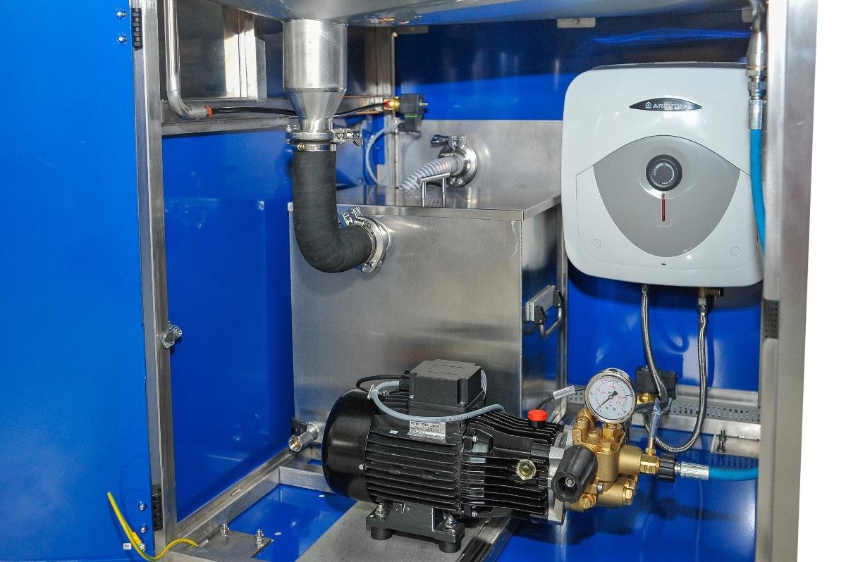Uređaj za industrijsko pranje - Simply1