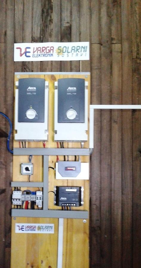 Solarni fotonaponski sustavi - Varga Elektronik d.o.o.