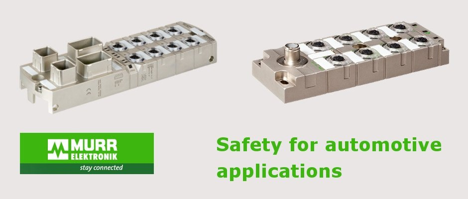 Safety for automotive applications