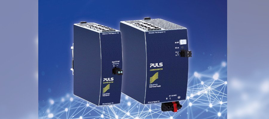 Read more about the article Industrial PoE+ injectors