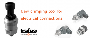 New crimping tool for electrical connections
