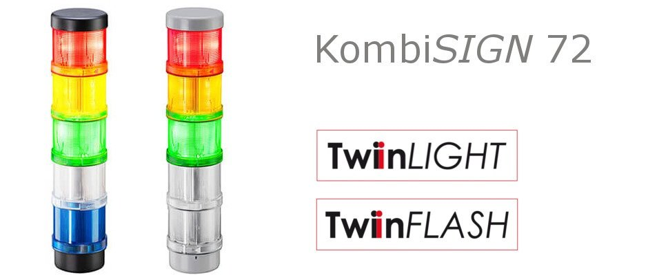 Read more about the article KombiSIGN 72 – No more compromises with the new generation of 70mm signal tower