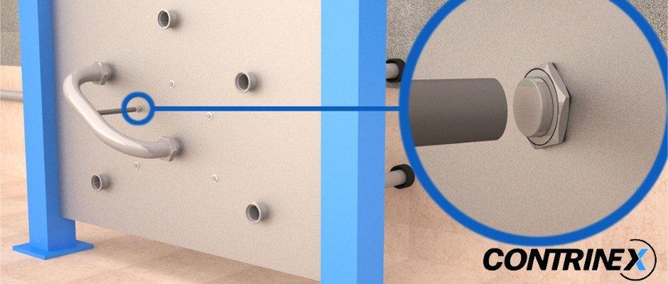 Washdown-Sensoren; lebensmittelechte induktive Sensoren widerstehen der Hochdruckreinigung