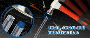 Full Inox Miniature: Small, smart and indestructible