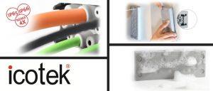 Cable entry KEL-DPU | universal, robust & hygienic
