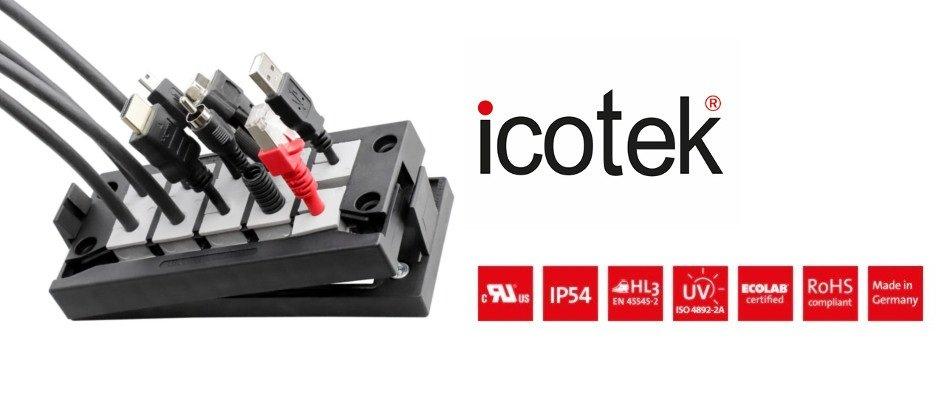 Neue Kabeldurchführung für Leitungen mit Stecker – werkzeuglos montiert & wirtschaftlich!