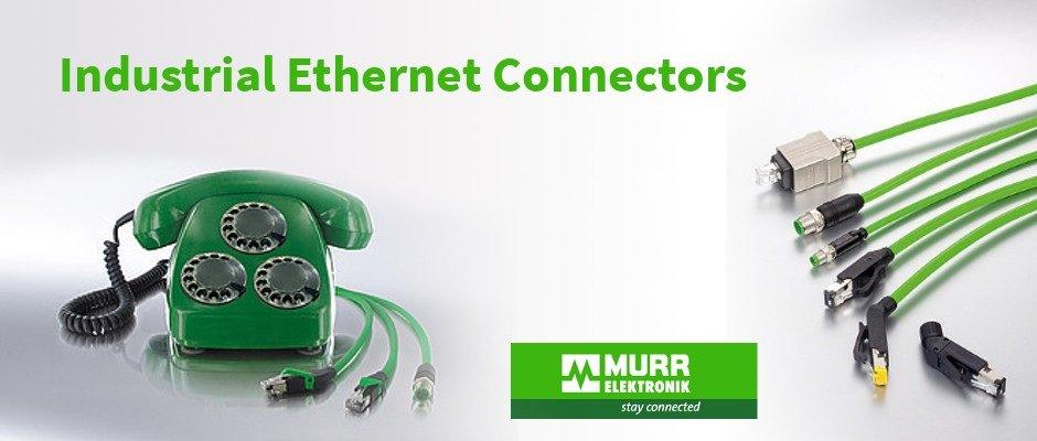 Steckverbinder für Industrial-Ethernet-Anwendungen: Das umfangreichste Produktprogramm