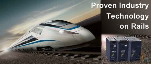 DIN-RAILway power supplies – a new standard in the railway sector
