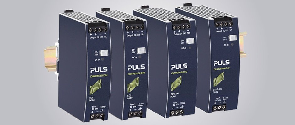 Read more about the article New compact DC/DC converters with high efficiency