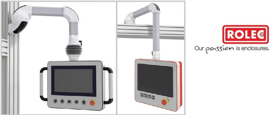 profiPLUS 50 – smart-Gelenke / Adapterplatten