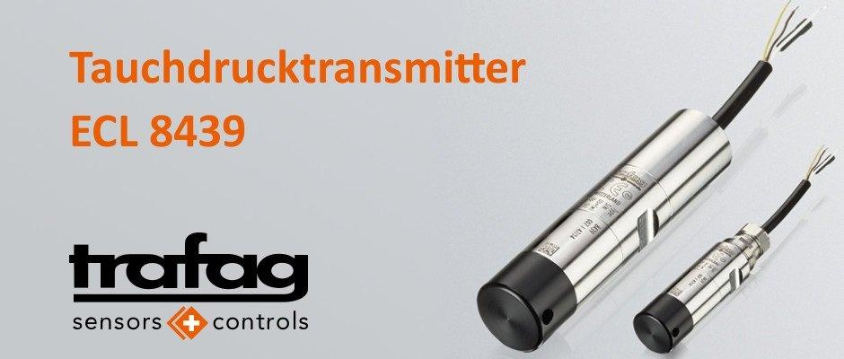 Tauchdrucktransmitter ECL 8439