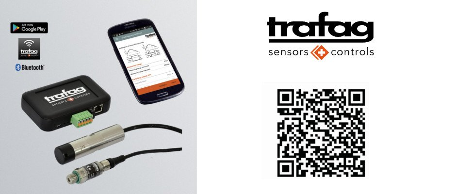 Einfache Parametrierung mit Smartphone app und SMI