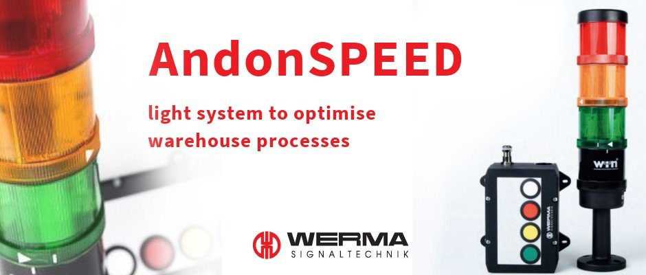 Read more about the article Werma launches AndonSPEED