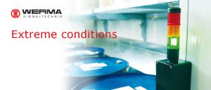 Explosion-protected signalling devices and extreme conditions