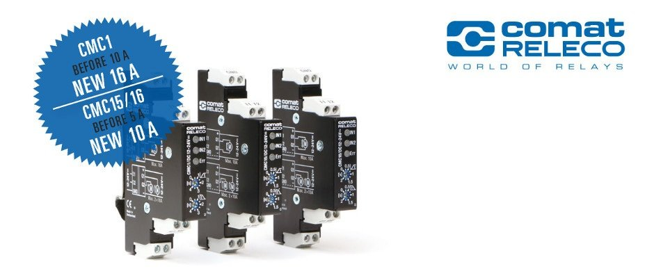 Comat – The motor controllers of the CMC series