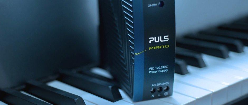 Puls PIANO – Zuverlässige DIN-Schienen-Stromversorgungen auf neuem Kostenniveau