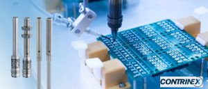Photoelectric miniature sensor in place of optical fiber
