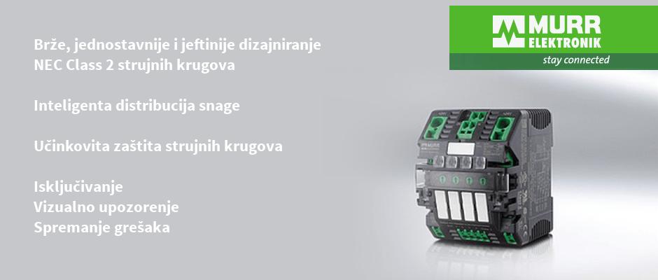 MICO moduli s odobrenjem za NEC Class 2