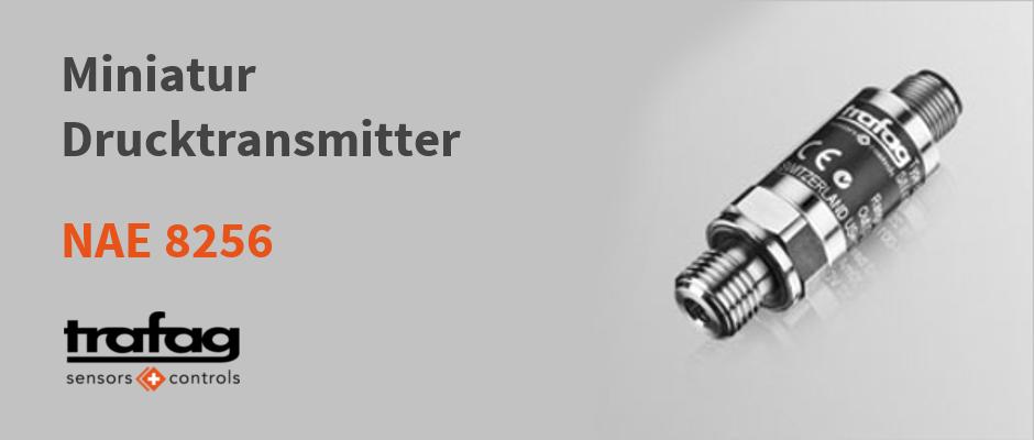Miniatur Drucktransmitter NAE 8256