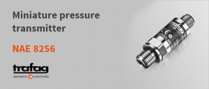 Miniature pressure transmitter NAE 8256