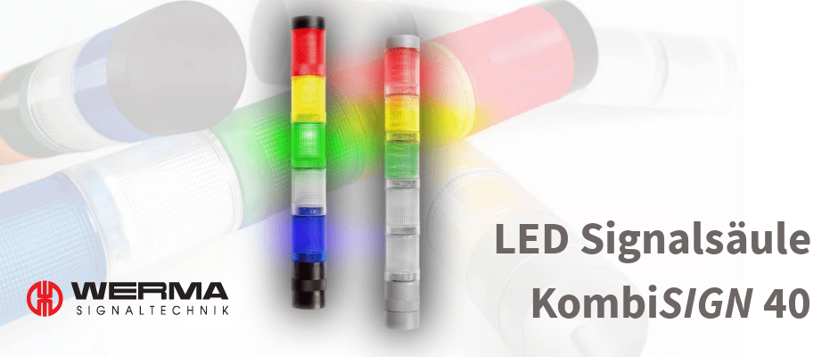 LED Signalsäule KombiSIGN 40