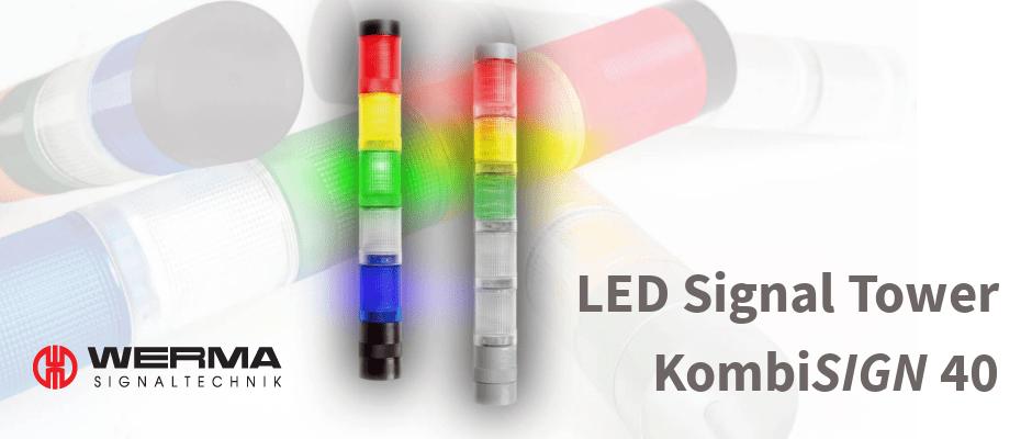 LED Signal Tower KombiSIGN 40