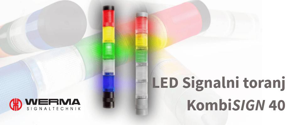 LED signalni toranj KombiSIGN 40