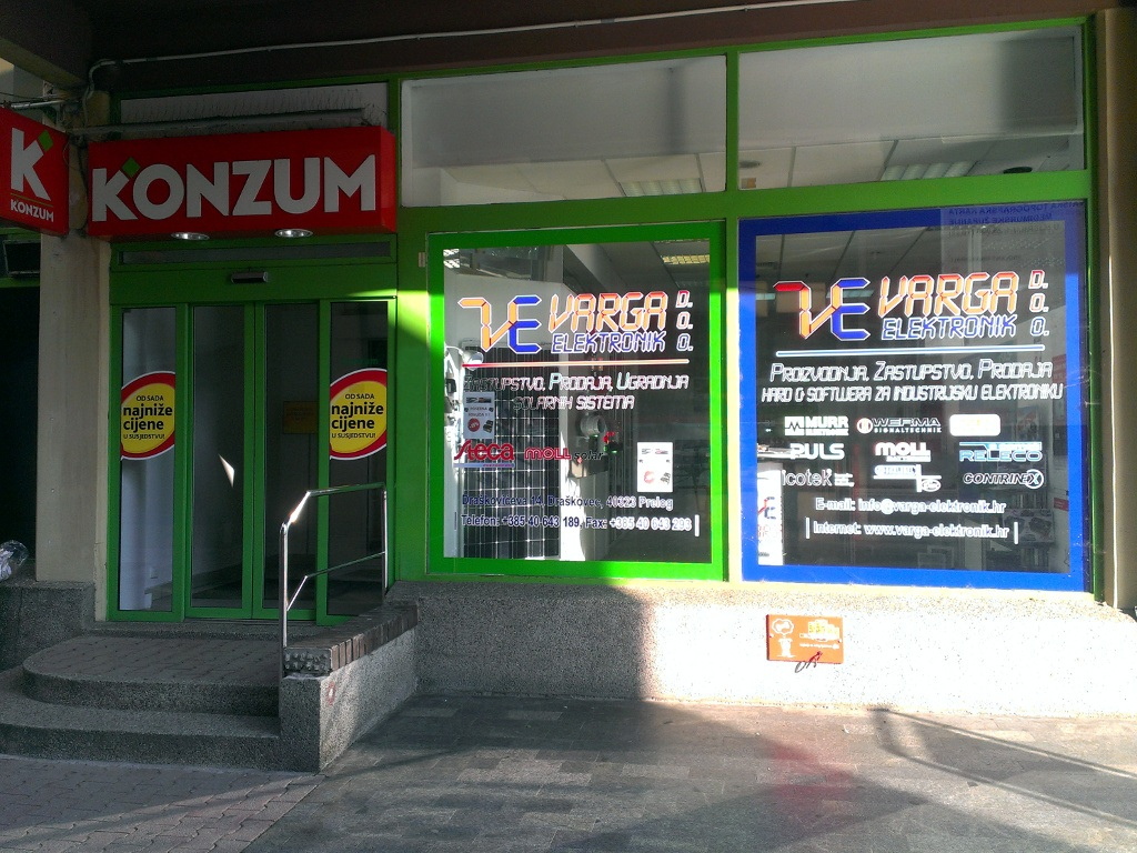 New store in Čakovec
