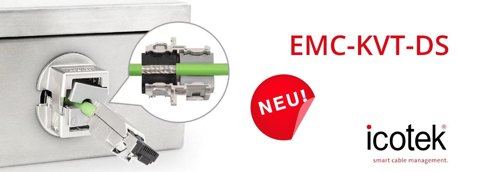 EMV-Kabeleinführung