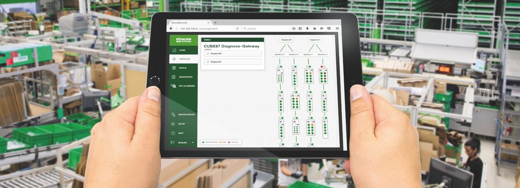 Cube67 Diagnostics Gateway – Diagnostics Made Easy