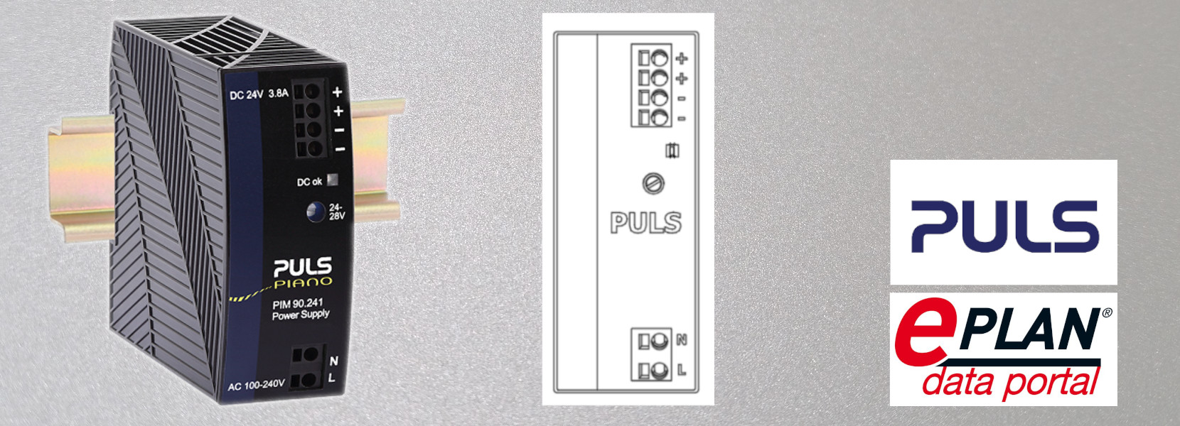 Read more about the article Puls power supply data for the new EPLAN Data Standard