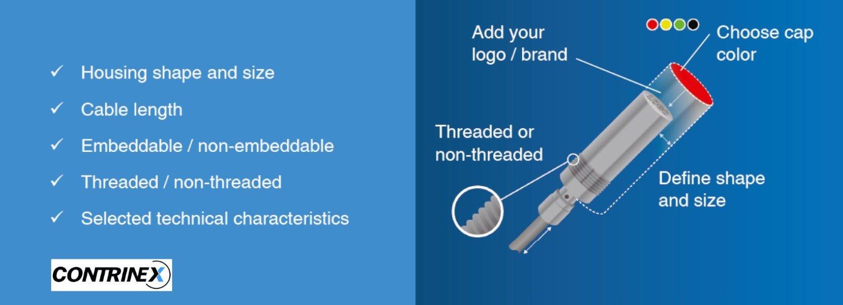 Customized Sensors Solutions
