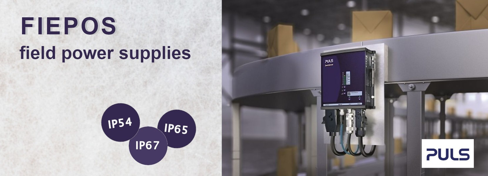 Read more about the article FIEPOS – IP54, IP65 and IP67 field power supplies
