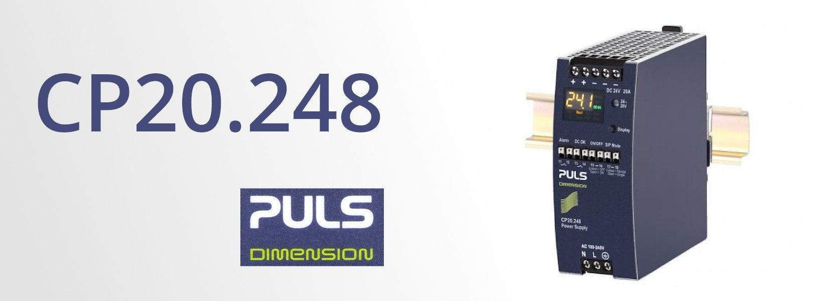 Read more about the article Puls Dimension – CP20.248