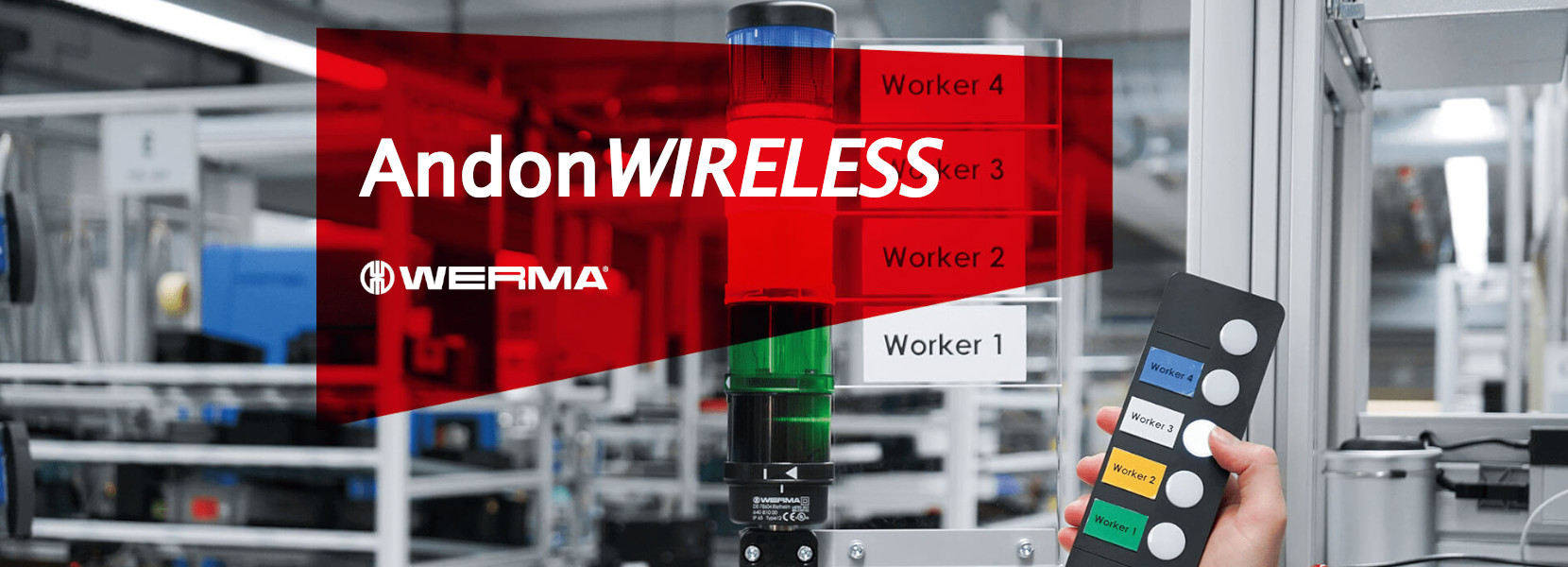 You are currently viewing Andon<i>WIRELESS</i>