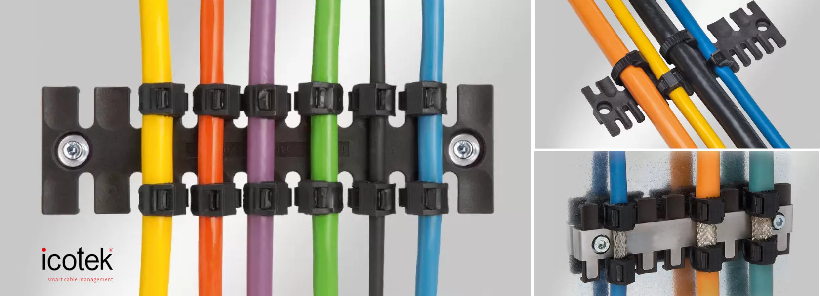 Read more about the article Strain relief acc. to EN 62444 for a secure cable management