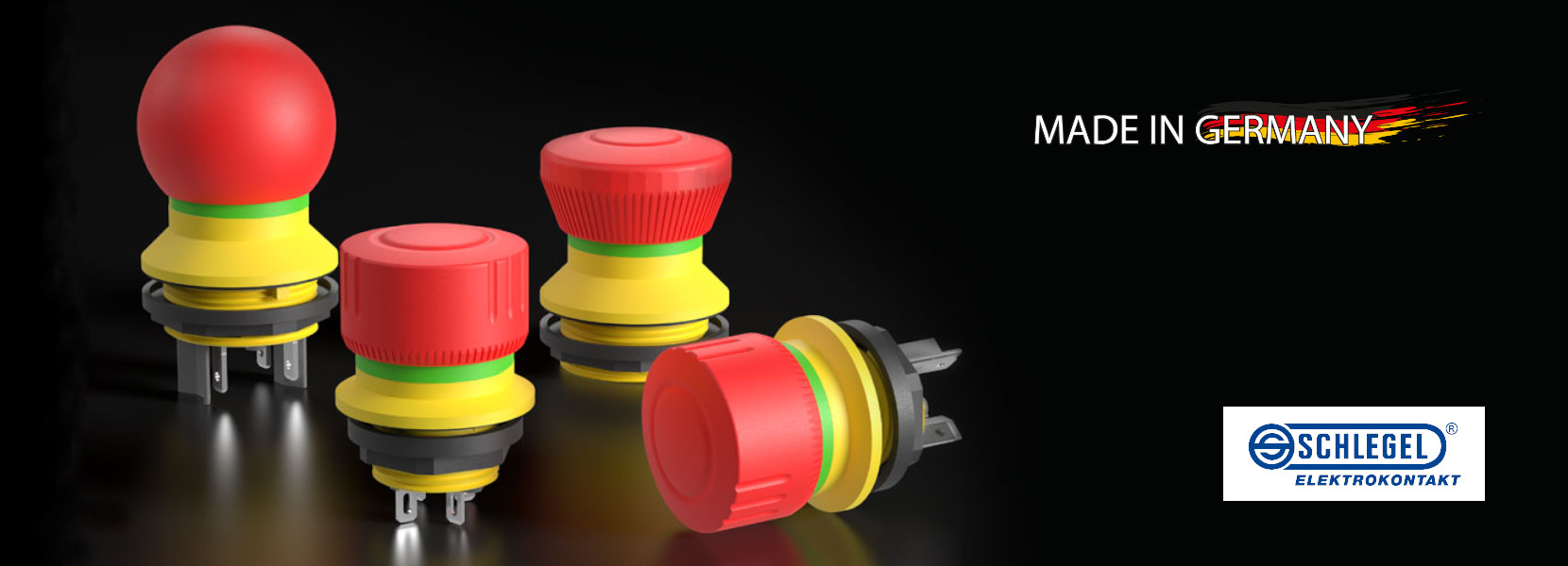 Read more about the article Robust and safe: Schlegel emergency-stop switches