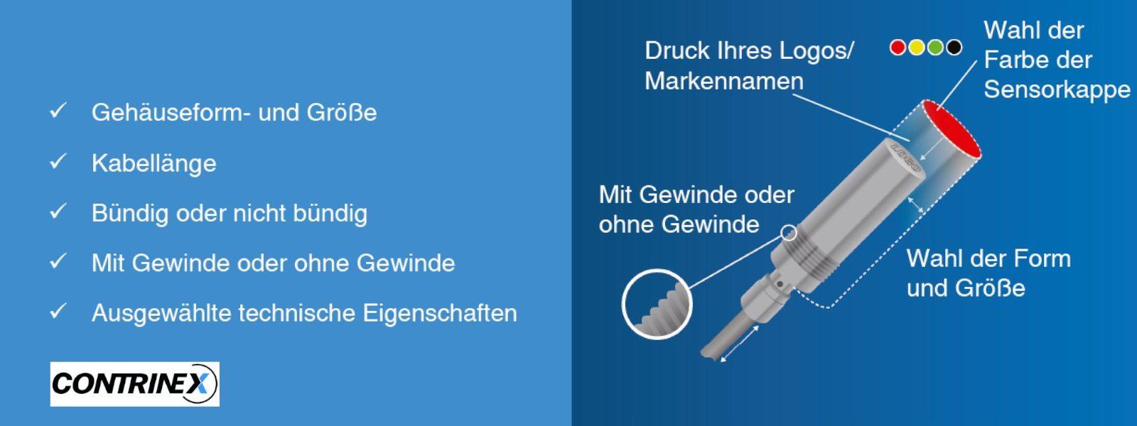 Sensorlösungen maßgeschneidert - Contrinex - Varga Elektronik d.o.o.