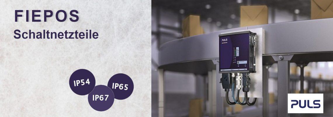 FIEPOS - IP54, IP65 und IP67 Schaltnetzteile - Varga Elektronik d.o.o.